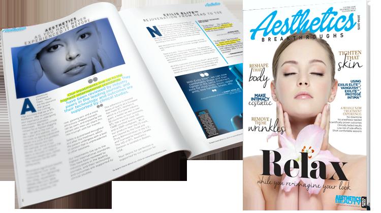 BTL Aesthetics Custom Publishing