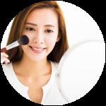 make up b2c icon