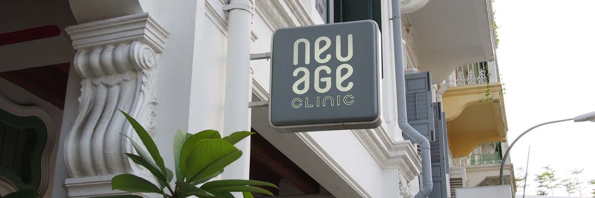 Neu Age Clinic Store front