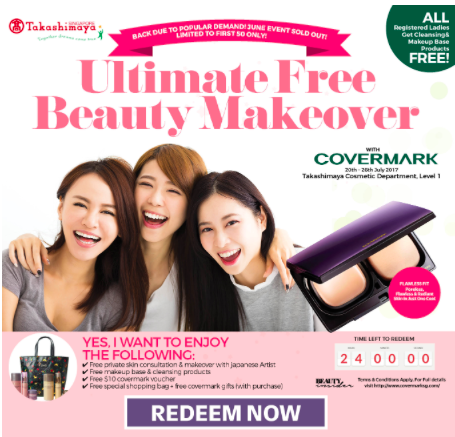 Covermark Banner Ad Countdown