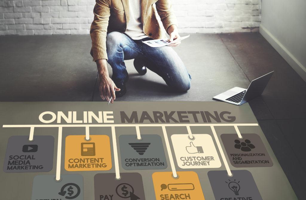 marketing trends in 2018, digital marketing trends, Marketing Strategies 2018