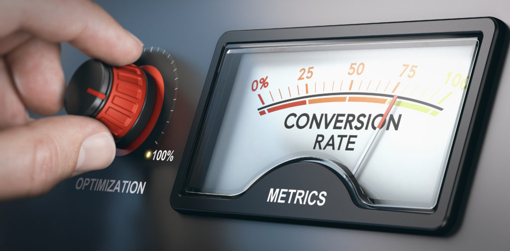 conversion rate in digital marketing, conversion rate